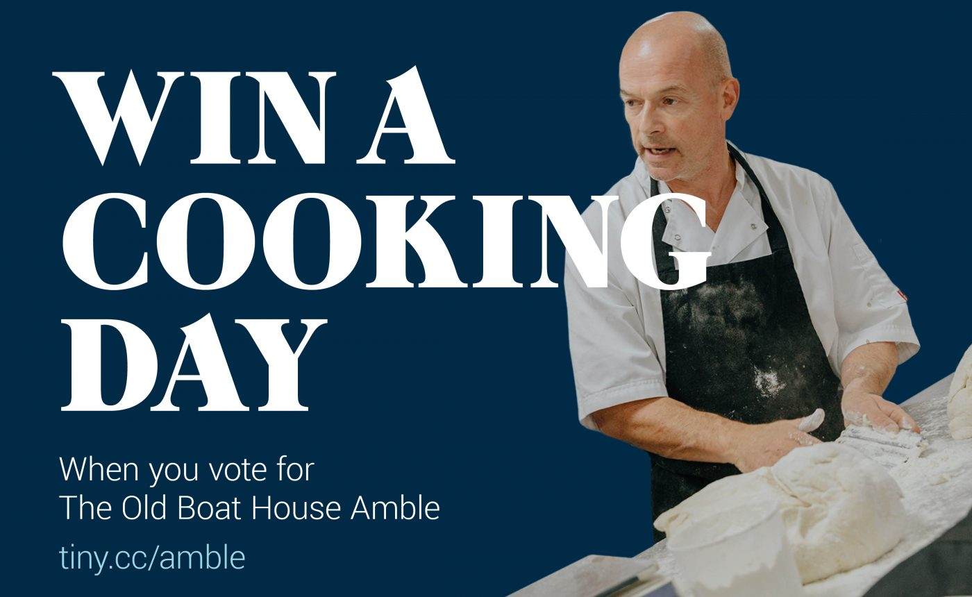 Win a cooking day