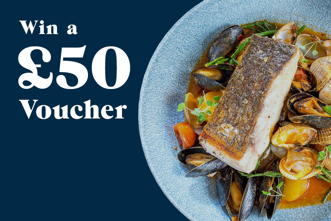 Win a £50 voucher